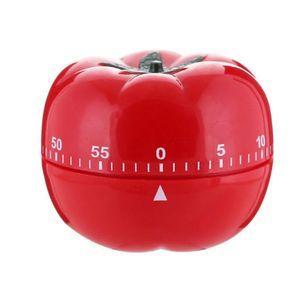 Tomaten-Timer-Küche Elektronische Timer Erinnerung Tomate Uhr Küche Mechanische Countdown-Timer Dial