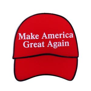 Donald Trump Make America Great Again Red Hat Pin