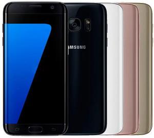 """Новое поступление оригинальный Samsung Galaxy S7 / Galaxy S7 Edge 5.1 """"12-мегапиксельная камера 4 ГБ ОЗУ 32 ГБ ROM 4 Г LTE Восстановленное телефон"""