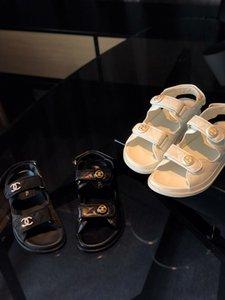 2020 Новое прибытие Супер горячие новые сандалии, роскошные мужские и женские сандалии, дизайнерские сандалии мужские, дизайнер женские сандалии, липучки плоский саньда