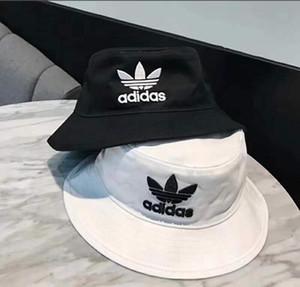 2019 디자이너 남자 버킷 모자 남자 태양 에티켓 어부 모자 캠핑 사냥 Chapeau 밥 양동이 모자 파나마 비치 낚시 모자