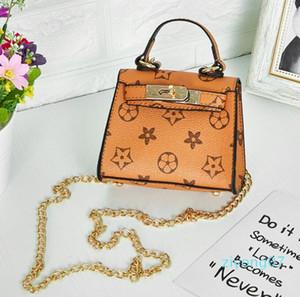 Designer bambini Crossbody alta qualità di lusso mini Cute Girl spalla sacchetto di modo Donne Borse Borse Stampa Bag Baby Girl z07z