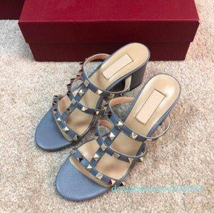Designer Women Colorful Heels Sandals Top Quality T-strap High-heeled Pumps Ladies Patent Leather Dress Single Shoes d03