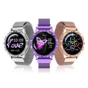 Bestseller donna intelligente Guarda IP67 impermeabile supporto di pressione sanguigna GPS Heart Rate Monitor uomini donne Smartwatch per Samsung Xiaomi Huawei
