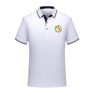 Сенегал 2020 сборная хлопка лета футбол рубашки поло мужчин с коротким рукавом майка лацкане поло футбол мужчин рубашки поло обучение Мужская Polos
