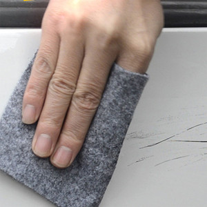 High Quality Practical 20*10CM Car Scratch Paint Repair Nano-Polyester Fiber Cloth Tower For Automobile Light Paint Scratches Remover Scuffs