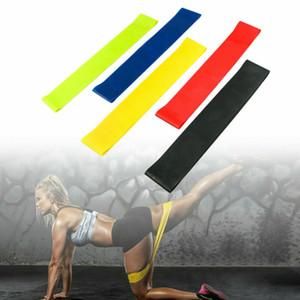 Magazzino degli Stati Uniti elastico esercizio di yoga resistenza lega palestra di casa Yoga Body Workout Resistenza multifunzionale Band corda Puller Kit FY7008