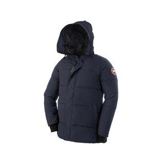 Los hombres cubren diseñador al aire libre por la chaqueta nueva llegada Mens de la marca de invierno color sólido de capas calientes Mujer Streetwear a prueba de viento chaquetas con capucha de hombre a hombre