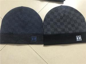 2020 последние горячие моды классические высокого качества в стиле шляпы мужские и женские вязаные шапки зима теплая шапка череп шляпа