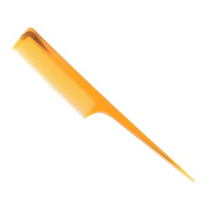 Berufssalon- Haarpflege Werkzeug Anti-Static Imitation Ox-Tendon Travel Comb Salon Styling Haircut Tipp Kamm Make-up spitzen Schwanz Kamm