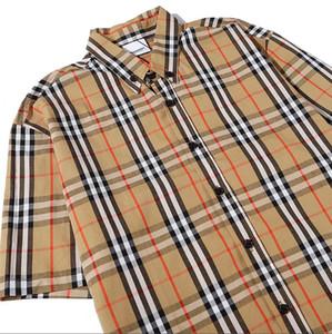 Burberry Designer camisa listrada 2020 blusa da mulher e camisa de alta qualidade a longo senhora de manga comprida camisa de mangas escritório, camisa listrada, rubor extra.