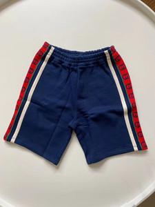 Calças de algodão Shorts para meninos das meninas Verão Criança Calcinhas praia dos miúdos Curto Esportes bebê Top
