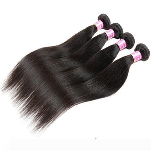 A Brazilian Straight Human Hair Weaves Brazilian Remy Human Hair Unprocessed Dyeable Cheap Price Brazilian Mink Weft Extensions by Cosy