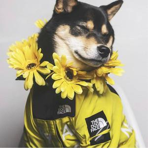 الروت وايلر كلب الملابس الكلب الوجه معطف المطر للحصول على الكلب الكبير الحيوانات الأليفة سترة للوجه المطر UIGzS معطف sqtrimmer