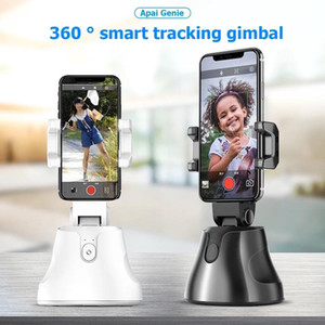 Apai Genie 360-Grad-Auto Tracking Smart-Shooting Selfie Stock-Gesicht Object-Tracking für Foto Vlog Live Video-Telefonhalter der DHL-freier