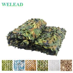 WELEAD 2x3 rinforzato Camouflage Net Bianco Desert Jungle Mesh nascondere giardino tenda Pergola Ombra Caccia Esterna Army Camo 3x2 2 * 3