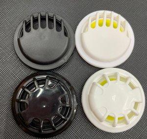 Masque de protection respiratoire 4styles Valve Masque Accessoires Entretien ménager One-Way Masque d'échappement Vannes en noir et blanc de respiration Vannes GGA3542