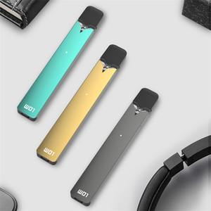 Sıcak Satış Orijinal OVNS W01 Kiti E Sigara Pod Seti Devletleri Setleri 280mAh Vape Kalem ile 0.7ml Organik Pamuk Bobin Pod Kartuş Vape Kalem