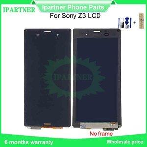 3M Stricker ve Komple Araçları ile Sony Z3 için Sony Z3 LCD Ekran Dokunmatik Ekran Sayısallaştırıcı Meclisi Değiştirilmesi İçin