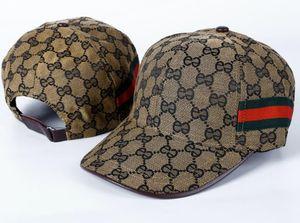 2019 Snake Cap Tiger Hysteresen Baseballmütze Freizeit Hüte Bee Hysteresen-Hüte im Freien Golfsport Hut casquette für Männer Frauen