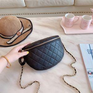 Дизайнер-горячие продукты 2020 натуральная кожаная цепь роскошные сумки на ремне модные сумки ремни сумка дизайнерская роскошная поясная сумка