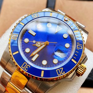 Wristwatch 40mm 116613 Stainless Steel Bracelet Automatic Luxury Watch Fashion Watches
