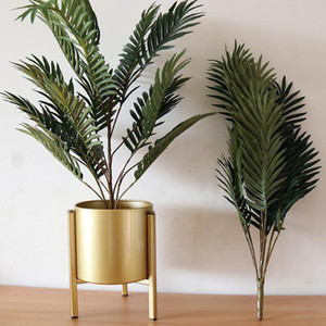Большой 70 см искусственный Феникс бамбук пальмовое дерево бонсай зеленые растения свадьба домашний офис магазин декор
