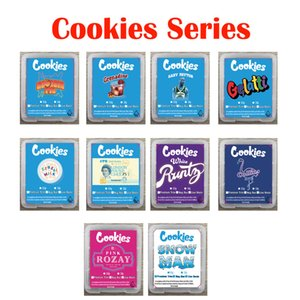 Cookies Jungle Ragazzi Runtz Balla Bacche Estratti imballaggi in plastica SD Card Packaging cassa per la cera Concentrato Premium Trim Nug Run dal vivo in resina