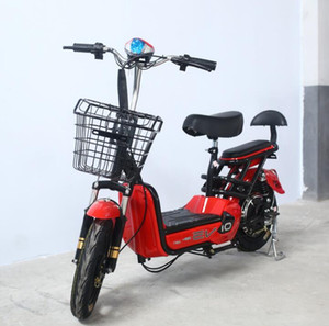 2019 petit Shangding tram batterie voiture électrique vélo électrique voiture adulte repos tram enfant navette scooter