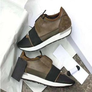 DESIGNER SHOES MENS LUXURY SHOES 2019 NEW BRAND CHEAP FASHION FLATS RUNNERS RACER CASUAL SHOES WOMENS c9h