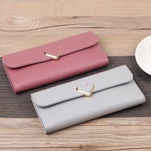 Производители Продажа новой дамы длинный бумажник металла тридцать процентов любовь джокер, Япония и Южная Корея версия мешок руки больше экранов