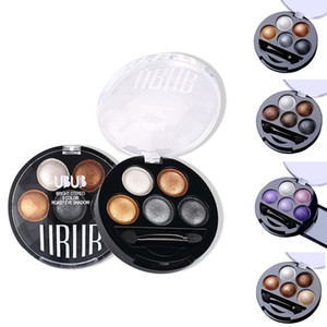 5 Colors Eyeshadow Palette Matte Eyeshadow Palette Glitter Eye Shadow Makeup Nude Beauty Pigment Make Up Set Cosmetics