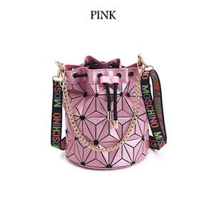 Designer-berühmte Marken-Designer-Handtaschen-Beutel-Qualität Geometrische Handtaschen Plaid Ketten-Schulter-Umhängetaschen Laser baobao Diamant-Tasche