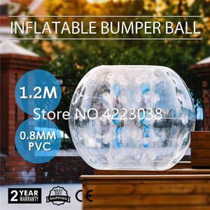 Freie gehende Kugeln des Wintersportes des Verschiffens 1.2m im Freien aufblasbarer menschlicher Hamster-Ball für Kinderblasen-Fußball Zorb-Ballon-Stoßkugeln