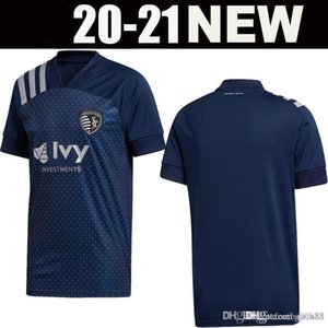 new 2020 Sporting Kansas City SOCCER JERSEYS 2021 MLS PULIDO BUSIO RUSSELL GERSO KINDA Gutiérrez football shirts