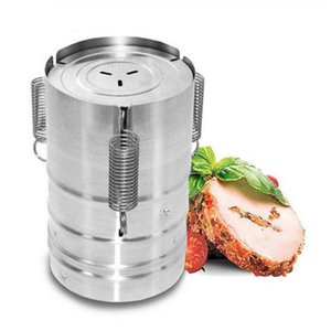 Stainless Steel 3 Layer Ham Press Maker Machine Seafood Meat Poultry Tools Kitchen Cooking Tools For Birthday Party And Dinner