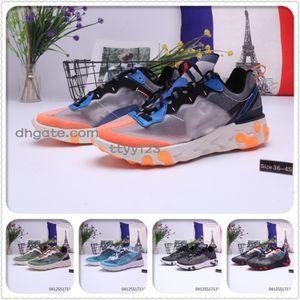 scarpe da ginnastica 87 degli uomini delle scarpe da tennis scarpe casual adatte per gli sport all'aria aperta formatori basket da jogging fondo spesso morbido e traspirante B1 fondo