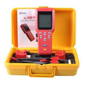 Оригинальный XTOOL X100 PRO Xtool X100 PRO автоматический ключ программатор X100 + обновленная версия с адаптером EEPROM быстрая доставка