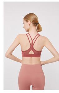 2020 Womens Designer Fatos Moda Sólidos terno Cor Sports para Yoga Womens roupas de marca Sports Bra Gym Pants Yoga Suit Hot