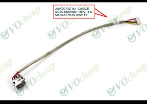 Новый ноутбук Портативный разъем питания постоянного тока для HP DV7 DV7t DV7z DV7-1000 -1001 -1002 -1003 DV7-1020 -1130 -1134 -1137 -1150 -1170 Разъем