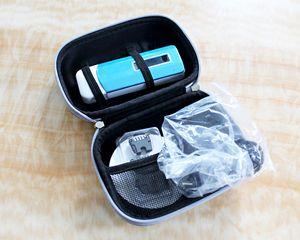 UK Versão azul / Remoção Rosa / Brown cabelo Depiladora cabelo saudável Care Products No Hair 3/5 com pacote de varejo