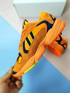 yezzyboost350v2yezzys2018 With Box Dragon Ball Z X Orange 700 Yung-1 Goku GoKong Running Shoes For Men Women Sneake