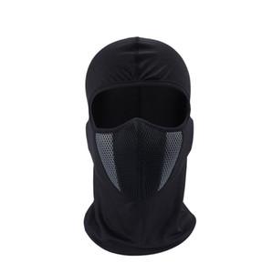Winter Balaclava Moto Gesichtsmaske Motorrad Gesichtsschutz Airsoft Paintball Radfahren Fahrrad Ski Armee Helm Vollgesichtsmaske (Einzelhandel)