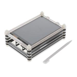 3.5 '' Touch-Screen-TFT-LCD-Panel Module Schirm 320 * 480Case für Raspberry Pi