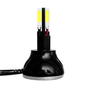 360 degrés de 4 ampoules de phare de moto de l'émission H4 de lumière de surfaces à une ampoule à haute performance de LED
