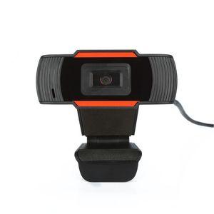 Sıcak A870C USB 2.0 Kamera 640x480 Video Kayıt HD Webcam Web Kamera PC Dizüstü Bilgisayarlar için Mic ile Mic ile