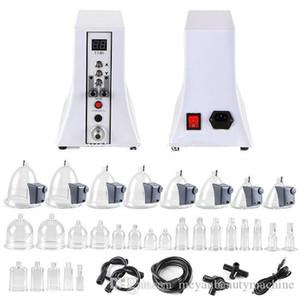 2020 Nueva mejora de los senos Apretar el pezón Máquina de succión de la máquina de vacío Levantamiento de la cadera elevador de cadera Masaje de mama Máquina de terapia de ahuecamiento