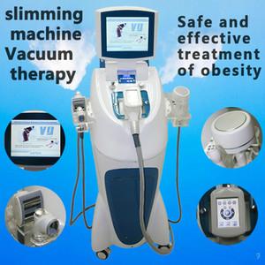 2020 Velashape Body Shaping Вакуумная кавитация для похудения Cavitacion Потеря веса Roller жира RF для похудения Velashape Вакуумная терапия машина
