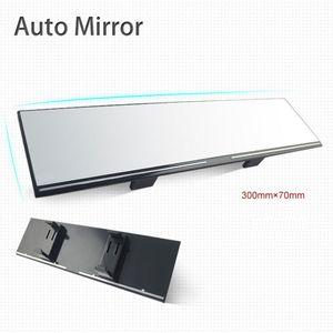 Dikiz Aynası İç Klipsli Arka Aynalar Panoramik Büyük Alan Geniş açılı Karşıtı Reflektör Dikiz Aynası Plane