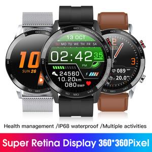 NJY-L16 Yüksek kaliteli Smartwatch fabrika yeni varış moda yüksek kaliteli spor kol saati kalite güvence Bluetooth Smart Hareketi bilezik